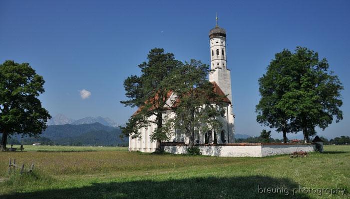schwangau: st. coloman