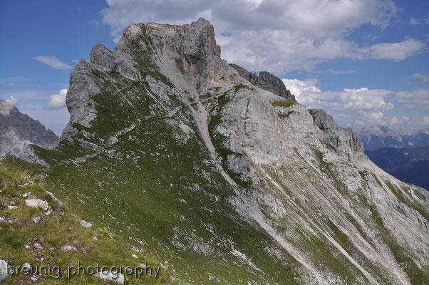 gehrenspitze / wetterstein IX