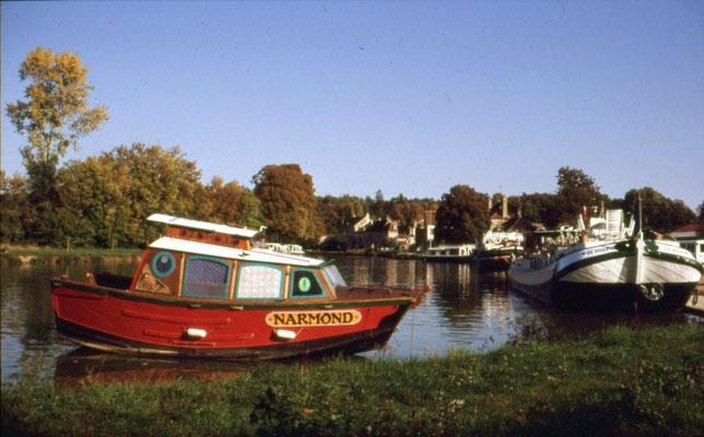Der Kanal von Tanlay