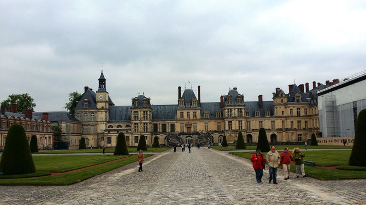 Châteu de Fontainebleau