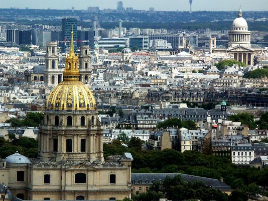 Dome des Invalides / Panthéon