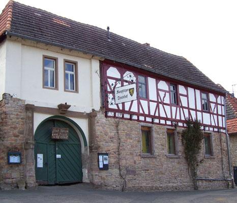 Kurpfälzer Amtshof - 16. siècle