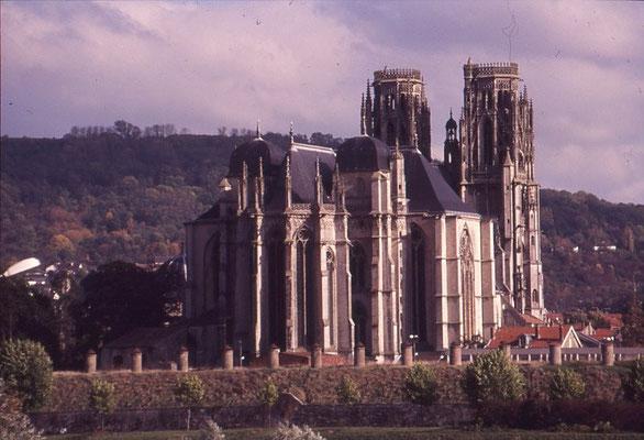 Die Kathedrale von Toul