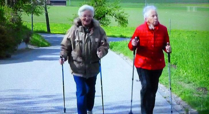 Walken mit Hedi Götschi