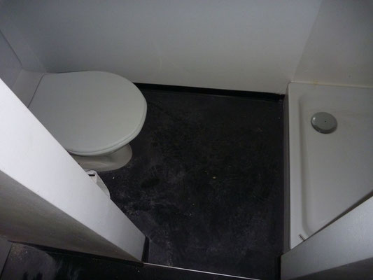 Dusche, WC