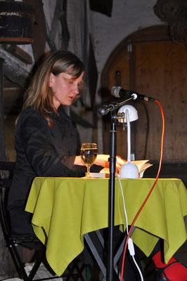 """mit Ingrid Kaltenegger: """"Das Glück ist ein Vogerl"""""""