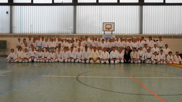 Wado Seminar with Toby Threadgill and Bob Nash 23 and 24 February 2013 in Berlin Group
