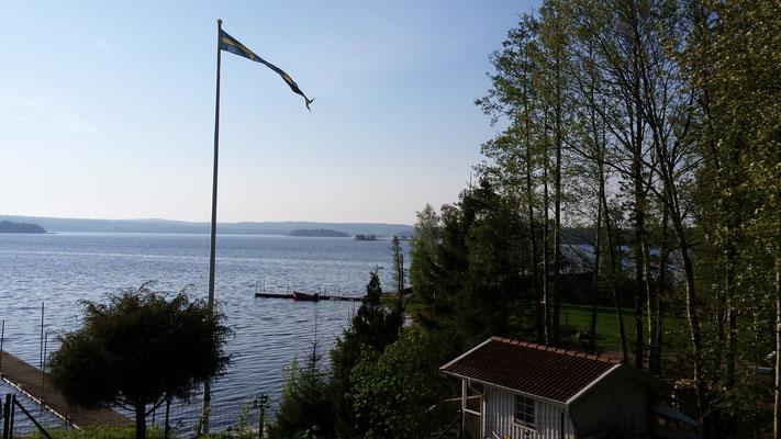 Wado Seminar with Koichi Shimura in Gothenburg 19 – 21 May 2017. Surrounding area,