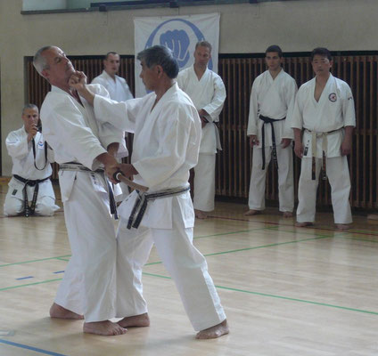 Wado Pentecost Seminar with Shuzo Imai and Takamasa Arakawa 2013 in Berlin