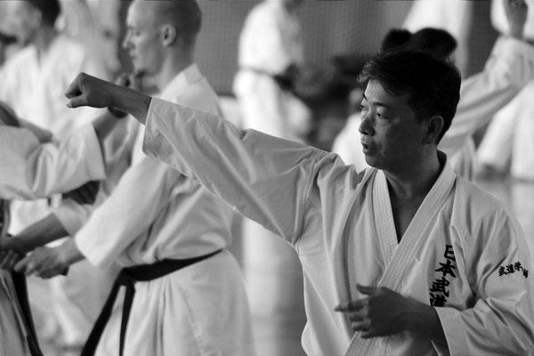 Wado Pentecost Seminar with Shuzo Imai and Takamasa Arakawa 2013 in Berlin