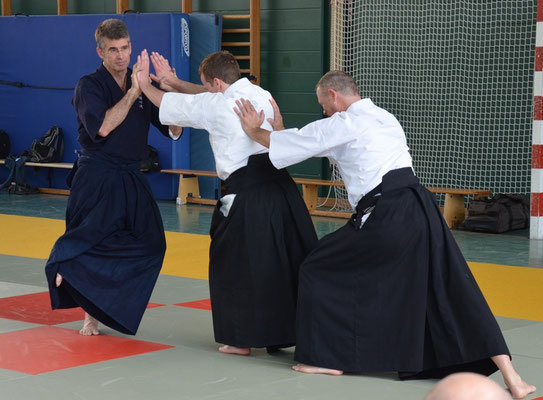 Wado and TSYR Pentecost Seminar 2014 in Berlin