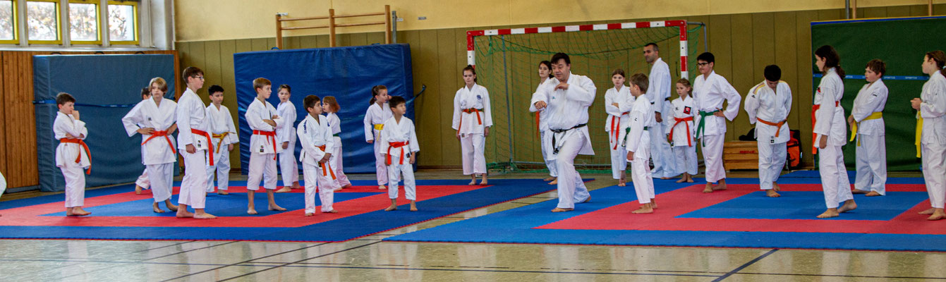 Wado Ryu - Kids Special, 10.11.2019 in Berlin