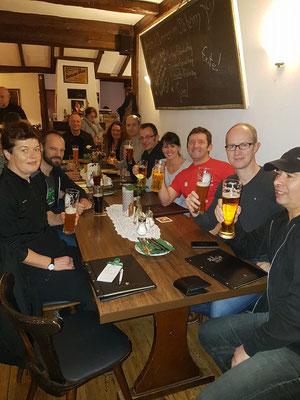 JKF Wado-Kai Seminar with Tracy Bob Foster (6th Dan JKF Wado-Kai) and Tracey Foster (5th Dan JKF Wado-Kai) 24th – 26th November, 2018 in Berlin.