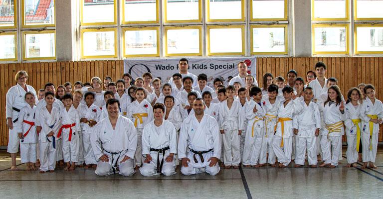 Wado Ryu - Kids Special, 10.11.2019 in Berlin