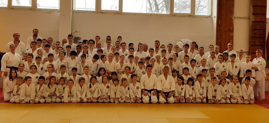 JKF Wado-Kai Seminar in Budapest with Shuzo Imai (9. Dan) and Christina Gutz (7. Dan), 18 - 20 January 2019