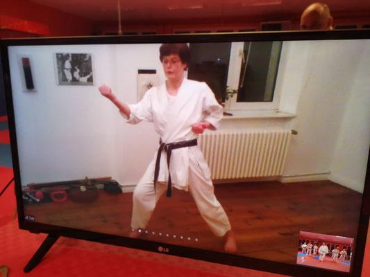 Wado Online Training with Christina Gutz 2021