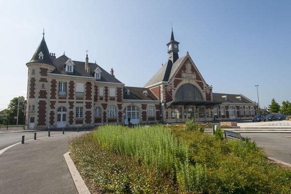 Gare ferroviaire de Chauny 02300