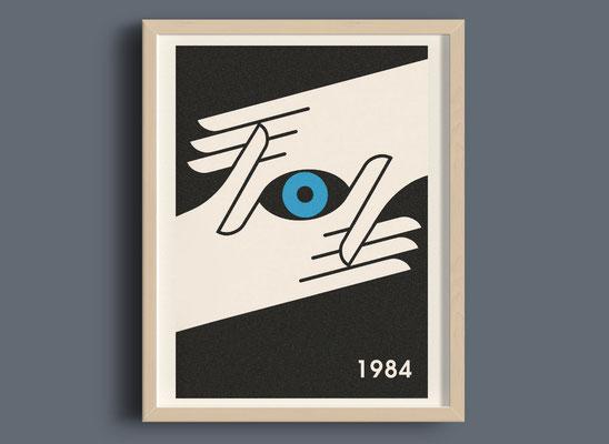 """""""1984"""" by Dawid Ryski"""