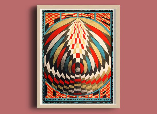 """""""Tame Impala Stockholm"""" by Nate Duval"""