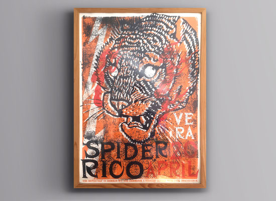 """Spider Rico"" by Wytse Sterk"