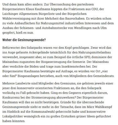 Stuttgarter Zeitung 08.11.2019