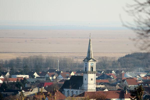 Kirche von Purbach