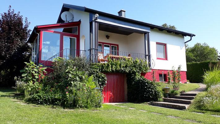 Sommer in Purbach