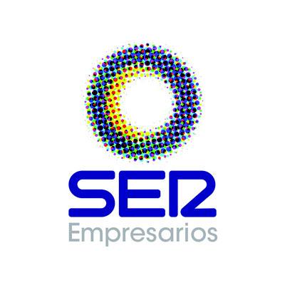 """Creación de el logotipo """"Ser Empresarios""""."""