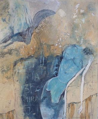 Elfenkönigin 90 x 110 cm