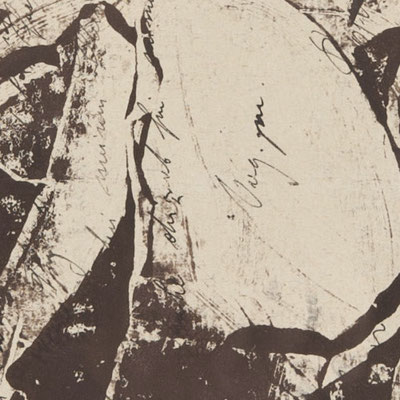 Erschöpft (Detail)