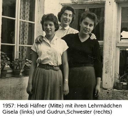 Inhaberin 1957