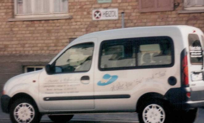 Firmenwagen der 90iger Jahre
