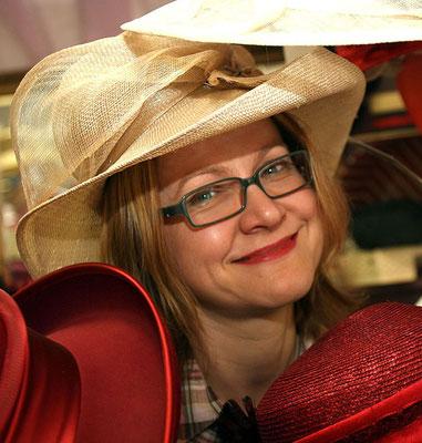 Inhaberin Stephanie Salm 2007