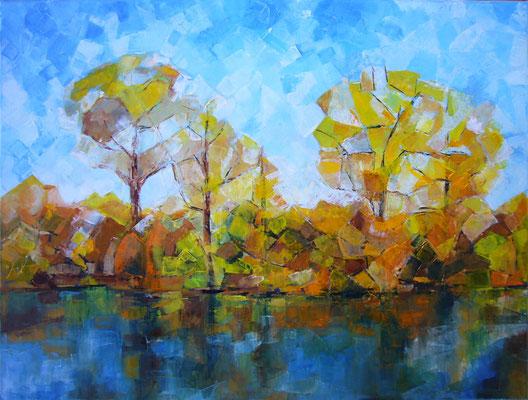2017 Herbst am Fluss