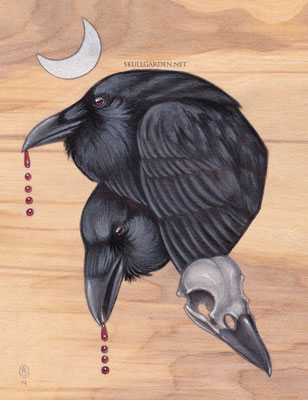 Three Crow Moon. 2014.