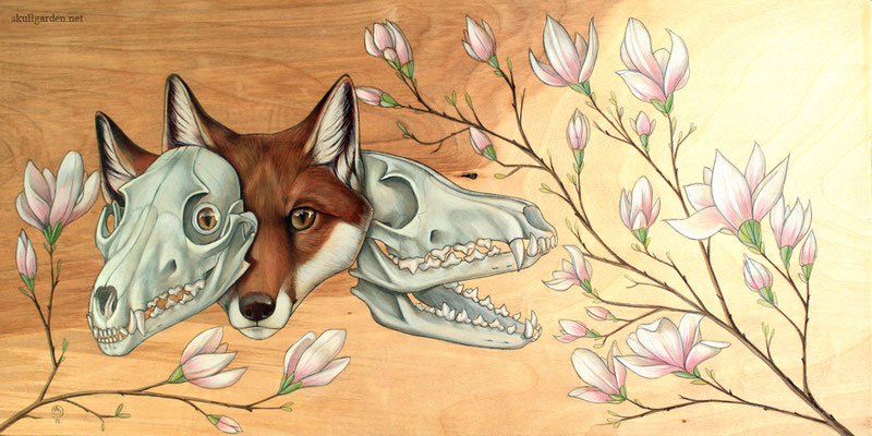 Polycephalous Fox. 2012.