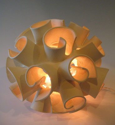 Swirl Lantern