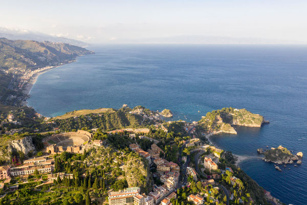 Siciliy, Taormina