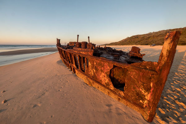 Wreck of  the Maheno