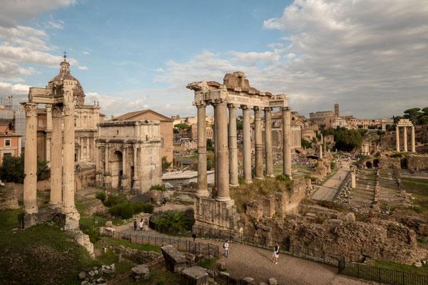 Roman forum  [Rome, 2019]