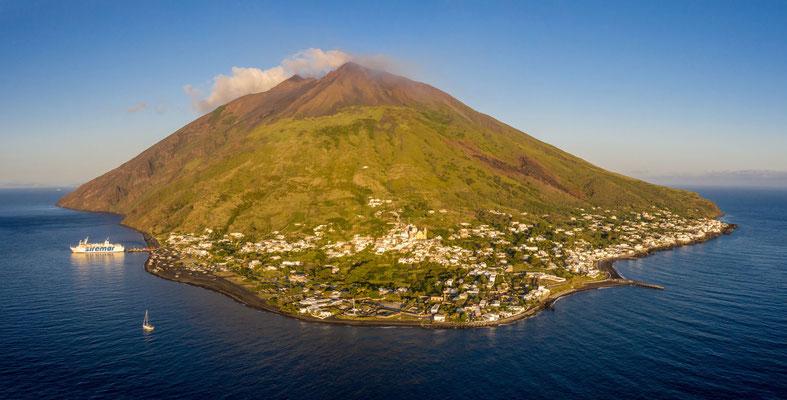 Eolien islands, Stromboli