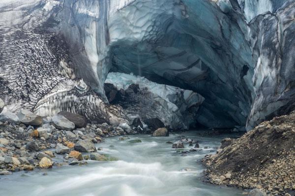 Kverkfjöll glacier