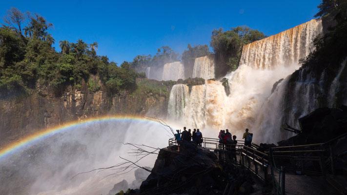 Iguassu Falls [Brazil, Argentina, 2014]
