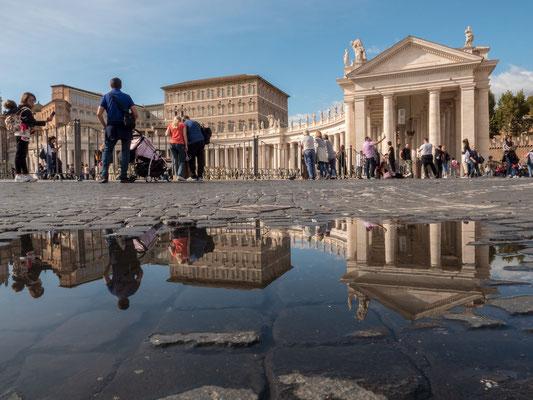 St. Peter's Basilica [Vatican city, Rome, 2019]