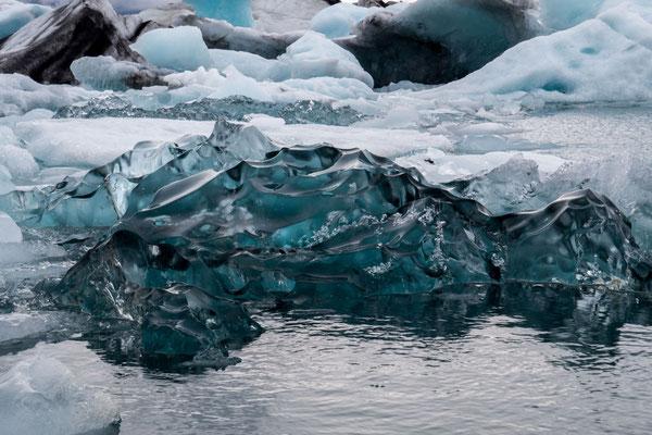 Jökulsárlón, [Island, 2017]