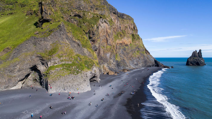 Reynisfjara Beach near Vik
