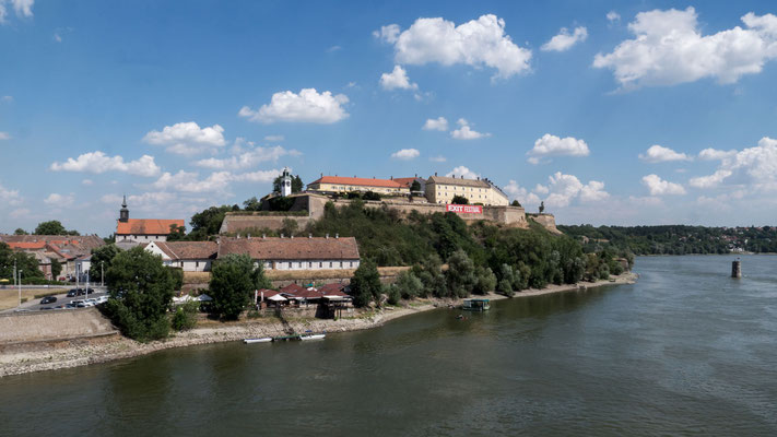 Novi Sad, Fortress