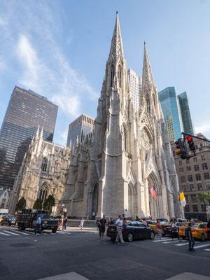 New York - St. Patrick chruch [2016]