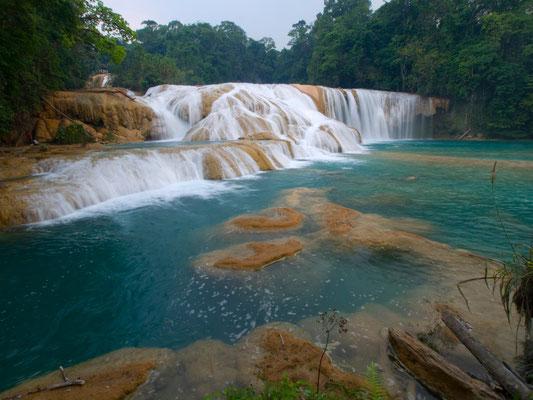 Cataratas de Agua Azul [Mexico, 2009]