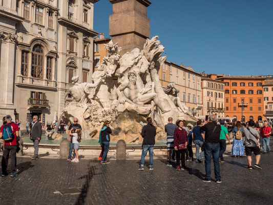 Piazza Navona  [Rome, 2019]